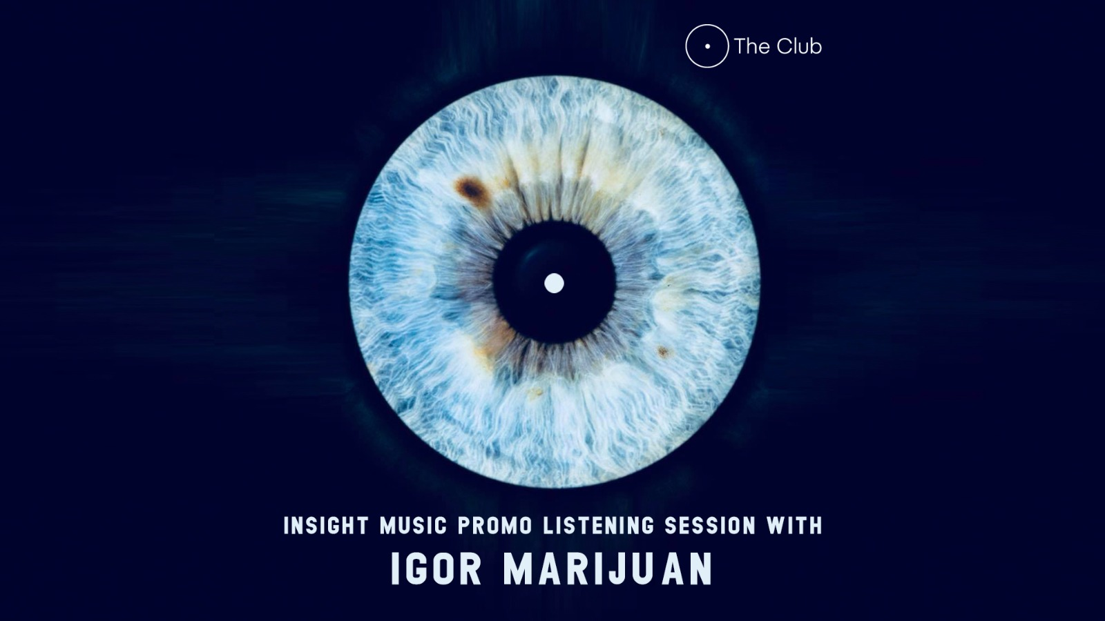 Music Promos listening session and tips with Igor Marijuan