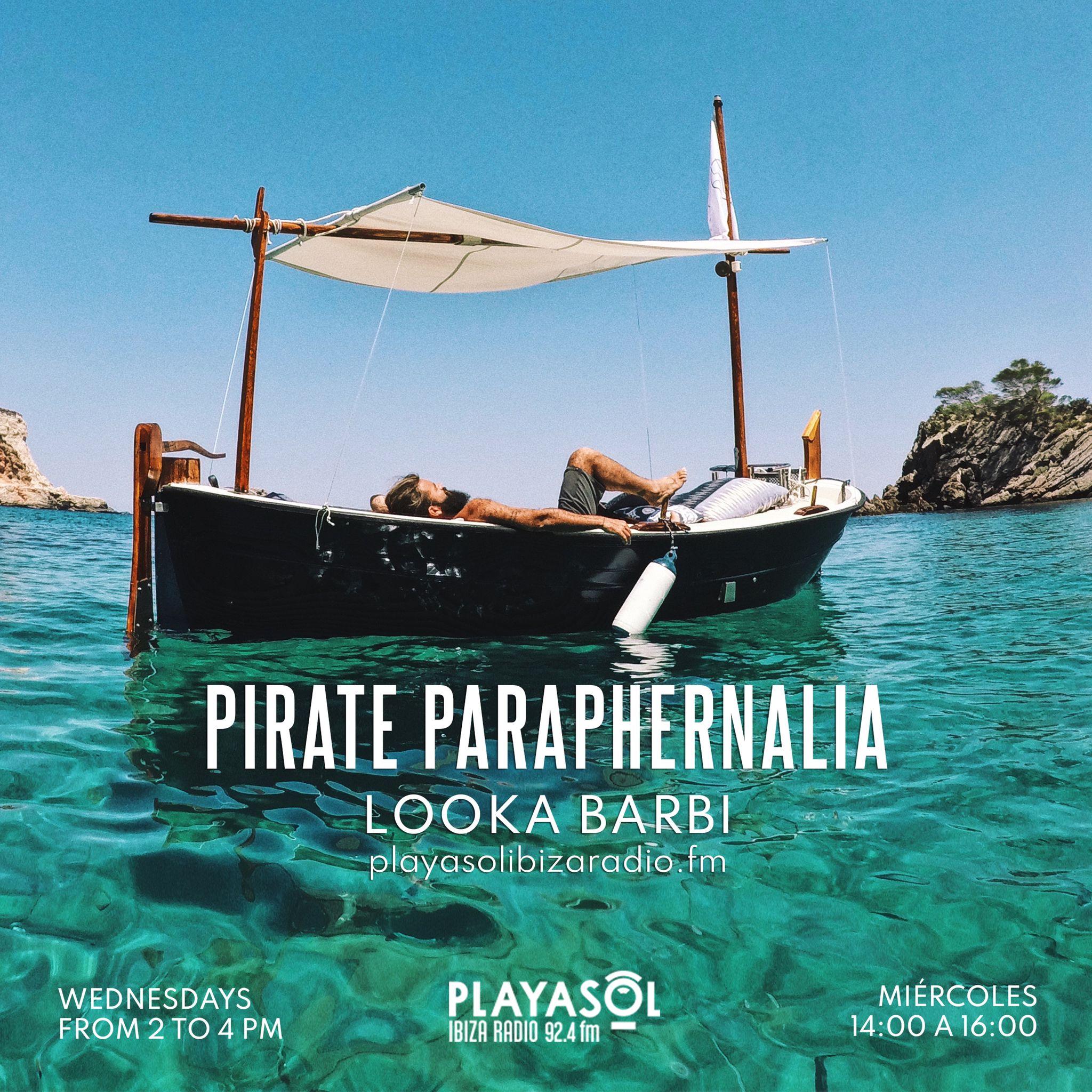 Pirate Paraphernalia by Looka barbi at Playasol radio