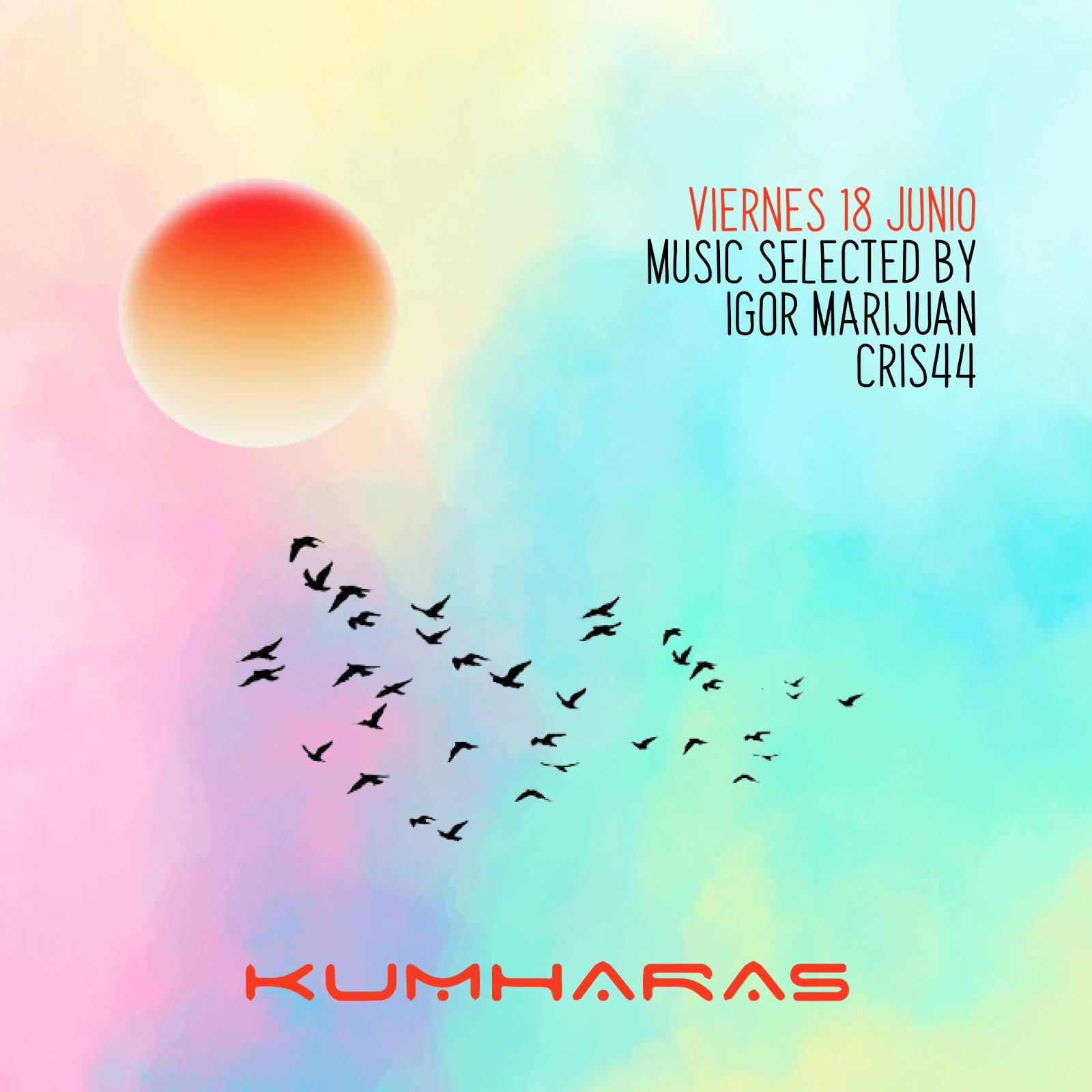 Igor Marijuan - Live from Kumharas