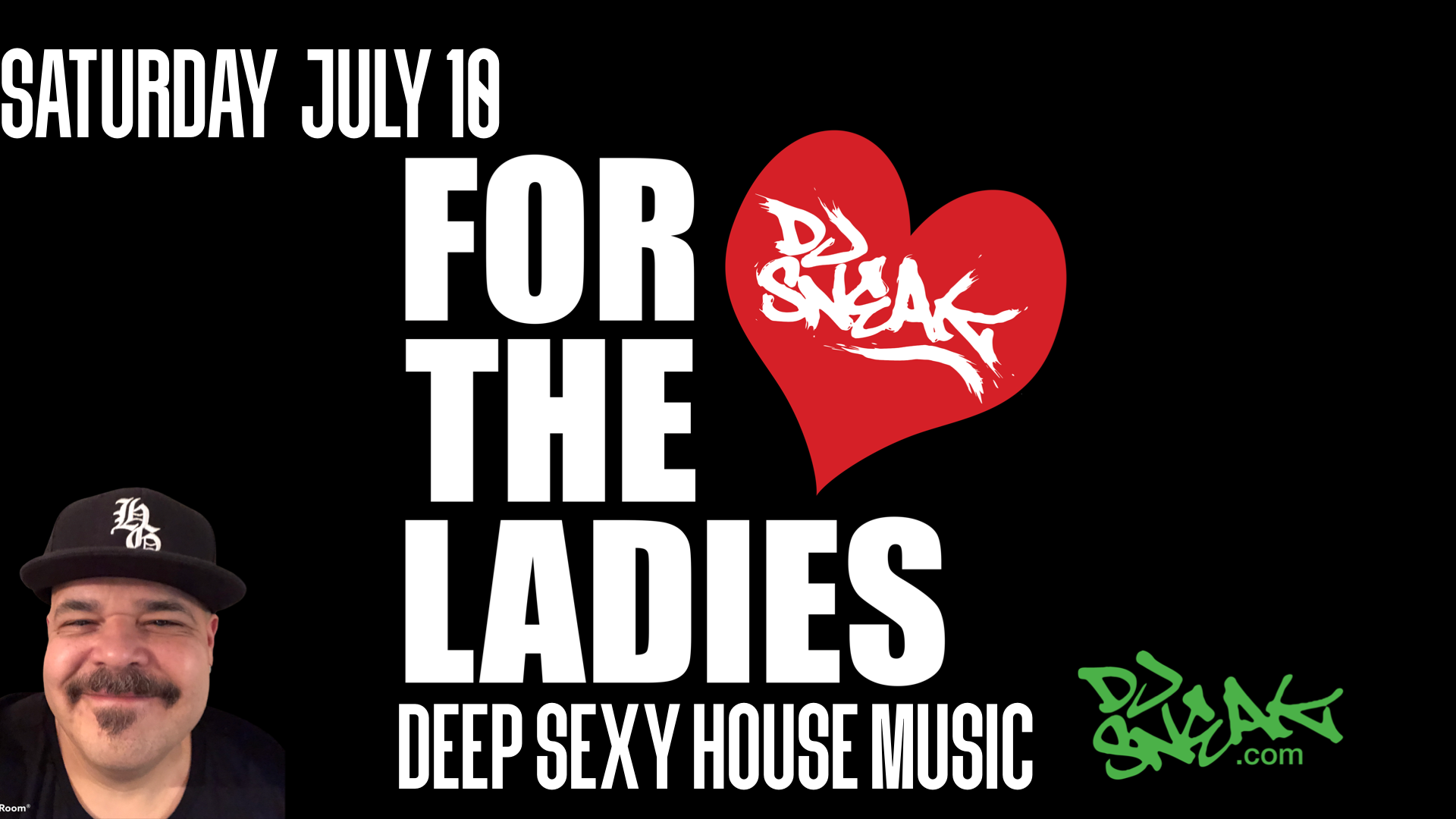 for the ladies by dj sneak