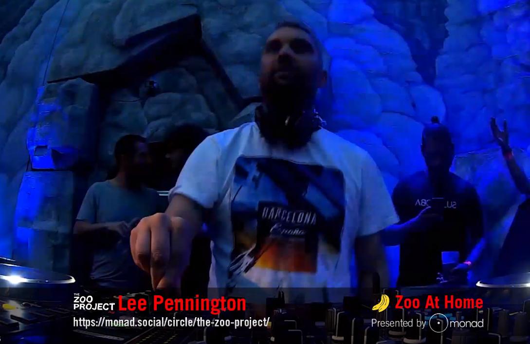 Lee Pennington - Zoo at home